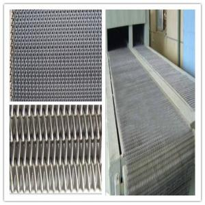 China The Annealing Furnace Mesh Belt on sale