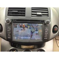 High Definition Panoramic Car Reverse Parking cameras for Toyota RAV4