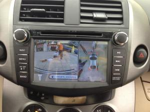 China High Definition Panoramic Car Reverse Parking cameras for Toyota RAV4 on sale