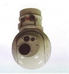 Quality Air-borne Electro Optical Infrared EO/IR Tracking Pod for sale