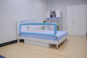 China Replacement Baby Safety Bed Rails For Twin Bed , Metal Bed Rails on sale