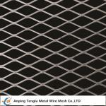 Flattened Expanded Metal Mesh|Diamond Shaped Opening 0.5~6mm Thickness