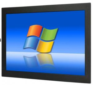 China 43 PCAP Touch All In One PC Sunlight Readable LCD Monitor Support Andriod 5.1.1 OS / Windows on sale