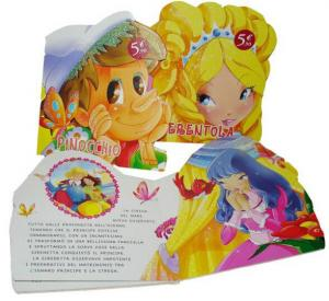 China Cheaper Die cut learning book printing, Children learning book printing, cut book printing, printing quality book servic on sale