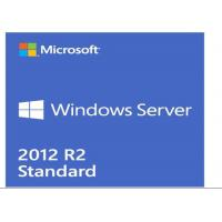 China Microsoft Windows Server 2012 R2 Standard 32/64 Key Download Online Activation on sale