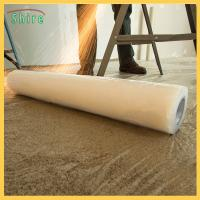 China House Decoration Temporary Carpet Protection Film Avoid Dust Humidity Oil Paint on sale