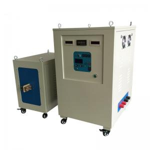 China 100KW CE Approved Induction Heating Equipment Machine For Gear Queching on sale