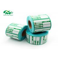 SGS Zebra Thermal Transfer Labels Stickers Direct Thermal Printer Barcode Label