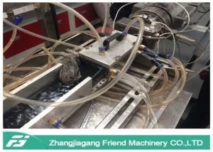 China ABS / PC / PS Alloy Material Pvc Profile Extrusion Machine Anti Static on sale