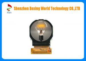 China Wearable Device Circular TFT LCD Module 1.38 Inch MCU Interface Transflective Display on sale