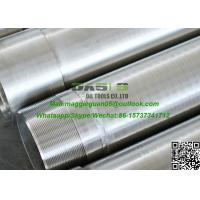 China API 5CT Tp316L grade seamless Stainless Steel Casing Pipe for sale on sale
