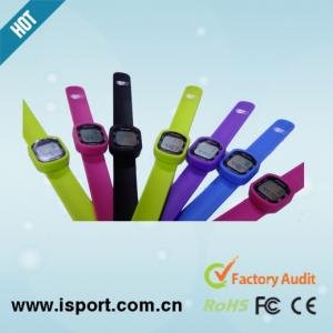 China Health care Pedometer watch on sale