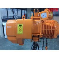 Fast speed Heavy Duty Electric Chain Hoist cap 10 ton SGW 3 phase 60hz