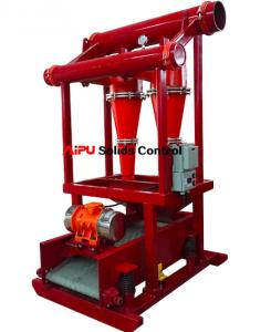 China High quality Hydrocyclone desander used in solids control for sale on sale
