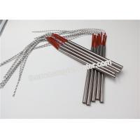 High Density Cartridge Heaters , Electric Tube Heating Elements