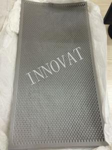 China stainless steel slotted hole perforated metal sheet (manufacturer) on sale