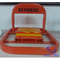 China A3 Steel Automatic Car Parking Lock Device Electric Car Parking Space Blocker on sale