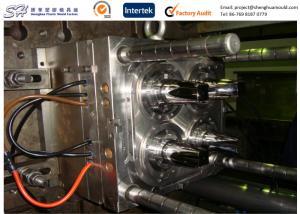 China 4 outillage en plastique mince de tasse du mur 300ML pp de cavité, moulage par injection à grande vitesse on sale