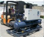 Accuracy Temperature Control Water Cooled Screw Chiller / Modular Chillers