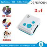 China Personal child anti kidnapping gps tracker for kids elderly big sos button reachfar rf-v16 wholesale