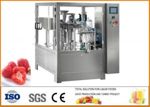 China 500kg/day Turnkey Free-Drying Strawberry Production Line CFM-S-0.3-0.5T on sale