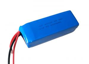China 14.8v Drone Battery Pack , 6000mAh 10C Lithium Polymer Battery on sale