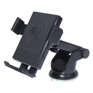 China Anti Slip Car Phone Charging Pad Fast Charge Speed Customs Silk Print on sale
