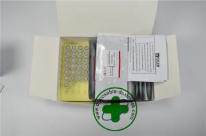 China Covid-19 Virus Detection Test Kit Accurate One Step Rapid Test Kit OEM on sale