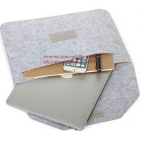 New Fashion Soft Sleeve Bag Case For Apple Macbook Air Pro Retina 11 12 13 15 Laptop Anti-scratch Cover For Mac book