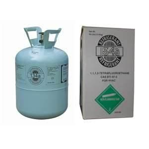 China Auto Air Conditioner Refrigerant R134A CH2FCF3 for commercial, industrial refrigerat on sale