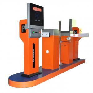 China EM RF card Intelligent Automatic robotic Car parking guidance management system on sale
