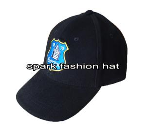 Quality 100% cotton baseball bicycle cap with embroidery logo for sale