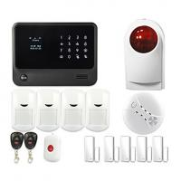 China Wireless Automated Alarm System , Multifunction Smart House Security System on sale