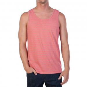 China Pink Mens Casual Tops , Custom Tagless Adults Graphic Tank Top on sale