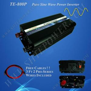 China Home power inverter/ dc-ac power inverter/ pure sine wave solar inverter 24v to 230v 800w on sale