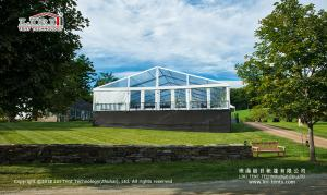 China Transparent marquee tent for outdoor wedding for sale on sale