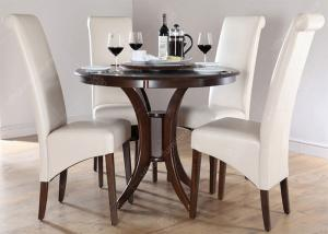 China Simple Style Lounge Commercial Restaurant Tables , Modern Restaurant Seating on sale