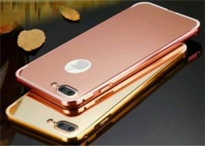 China Colorful Mobile Phone Covers Electroplating Painting Mobile Phone Shell on sale