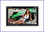 China HD touch screen Universal car radio dvd player/car dvd player model 9516 wholesale