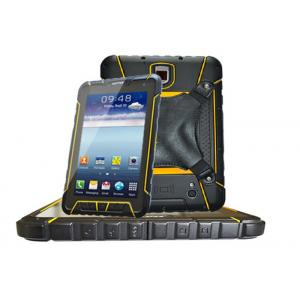 China Waterproof Rugged Industrial Android Tablet PC with 1D 2D Barcode Reader on sale