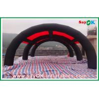 Transparent PVC Cloth Inflatable Air Tent Dome For Wedding Party / Events