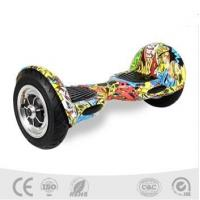 China 10 inch  mini smart self balance scooter two wheel smart electric drift board scooter on sale