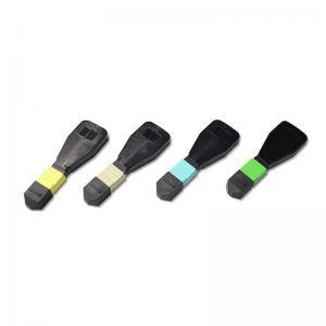 Quality Réalimentation de fibre optique du connecteur OM3 MTP/MPO de MPO for sale