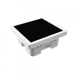 China 86 Boxes High Definition Capacitive Touch Switch Panel RS-485 Communication on sale