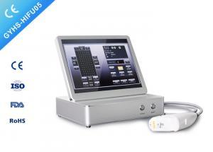 China 3D Skin Tightening HIFU Beauty Machine ,  Anti - Aging HIFU Ultrasound Machine on sale