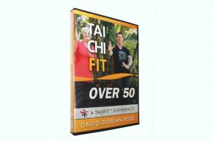 China 2018 newest Tai Chi Fit Over 50 Adult TV series Children dvd TV show kids movies hot sell on sale