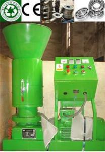 China Flat Die Pellet Press on sale