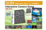 China 16bit wireless sport tv game HD-047 WITH GS-3 WIRELESS JOYSTICKS wholesale