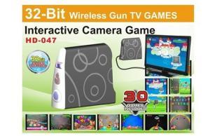 Quality 16bit jeu sans fil HD-047 du sport TV AVEC DES MANETTES de la RADIO GS-3 for sale