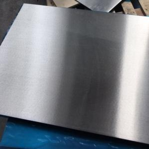 China AZ31B hot rolled magnesium alloy plate for CNC engraving AZ31B-H24 magnesium alloy sheet, 6x610x914mm polished suface on sale